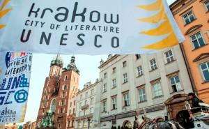 Krakow Miasto Literatury UNESCO,  Fot. Tomasz Wiech
