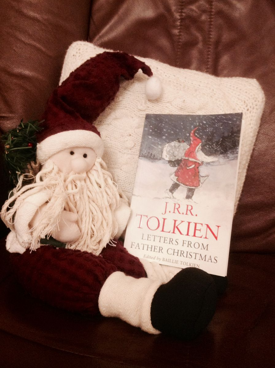 12th december letters from father christmas by jrr tolkien spiritdancerdesigns Choice Image
