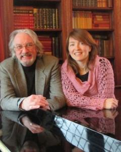 Brian Ralph and Emily Bennett