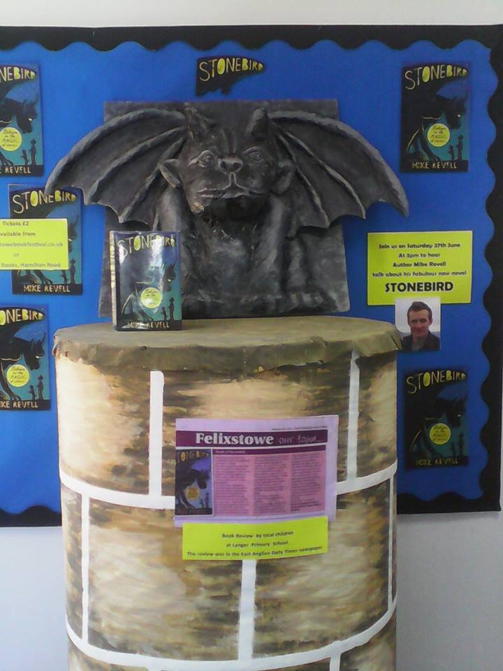 Felixstowe Library's brilliant display!