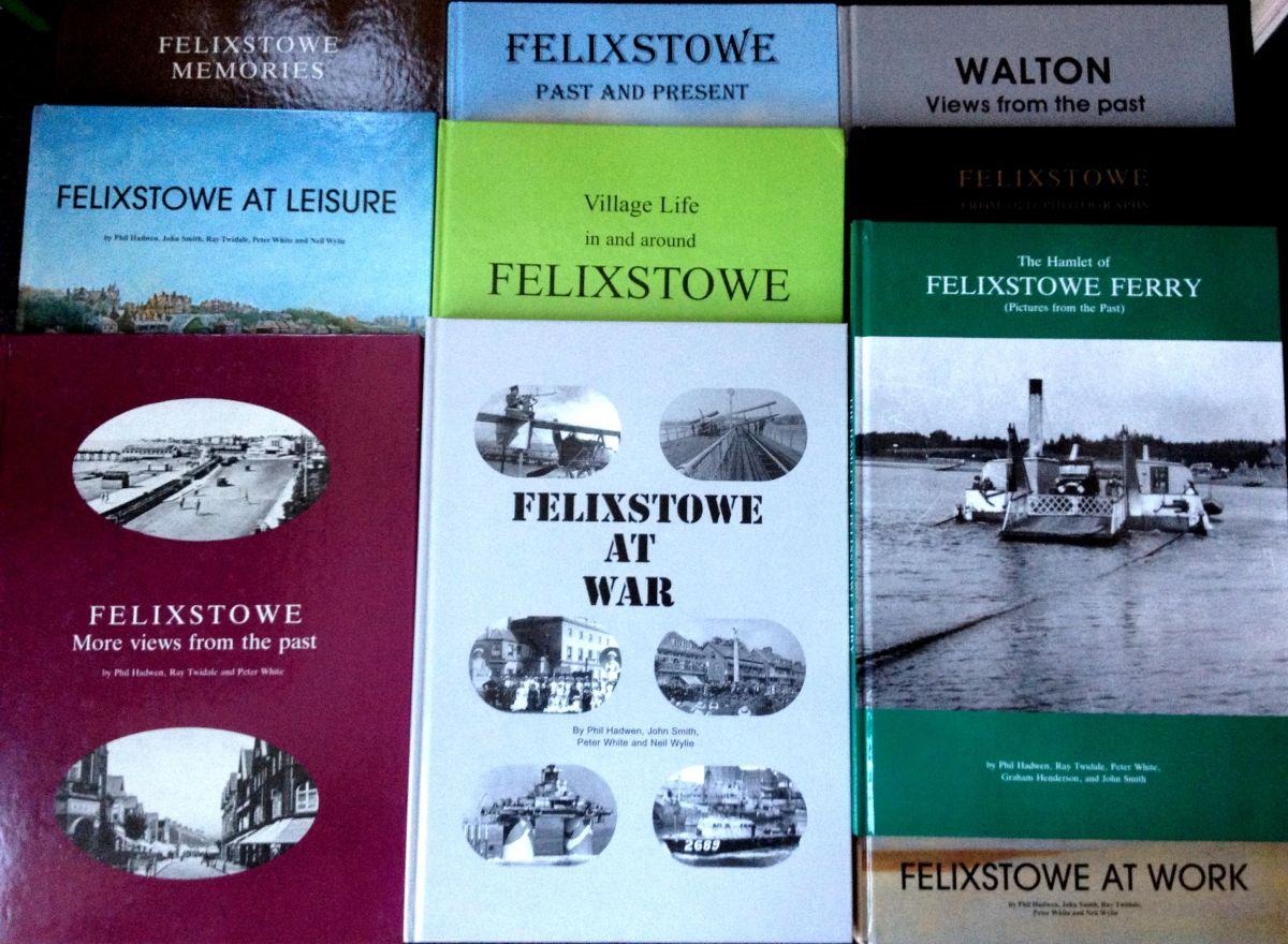 2nd hand Fstowe books