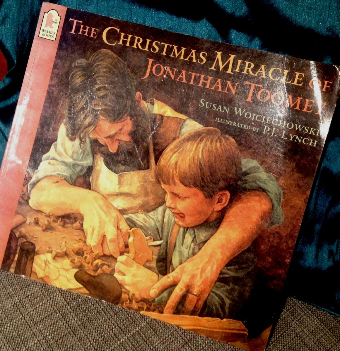 The Christmas Miracle Of Jonathan Toomey.1st December The Christmas Miracle Of Jonathan Toomey