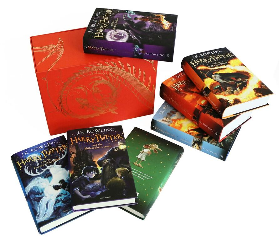 Harry Potter New editions