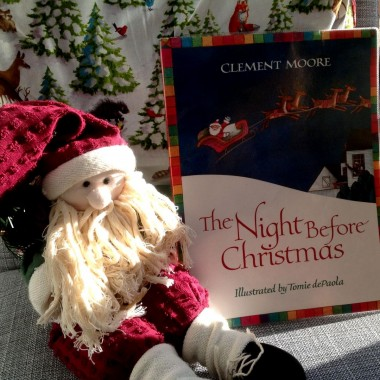 24th December: The Night Before Christmas – A Midwinter Night's Dream