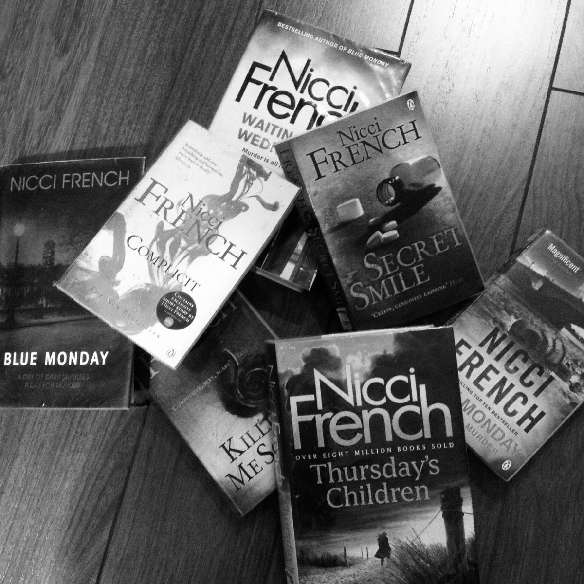 Nicci French books