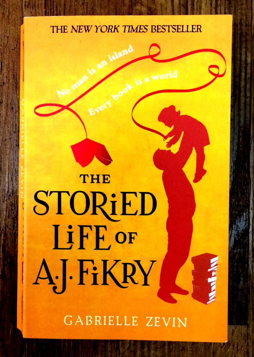 Storied Life of A.J Fikry