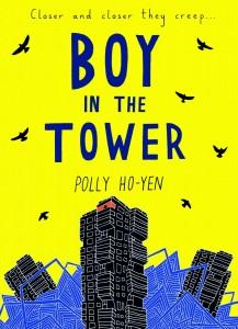 Boy in tower