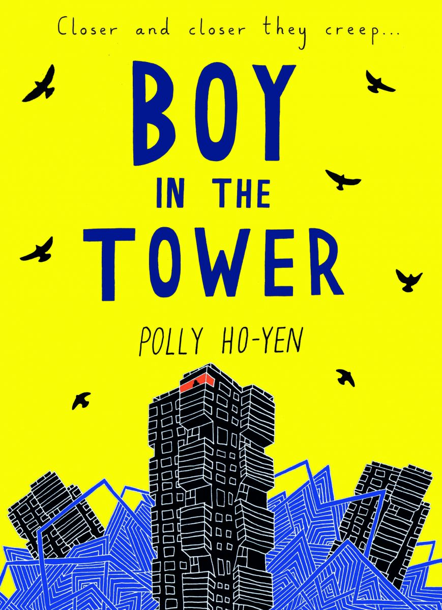 Boy in tower