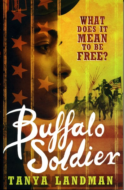 Buffalo soldier cover