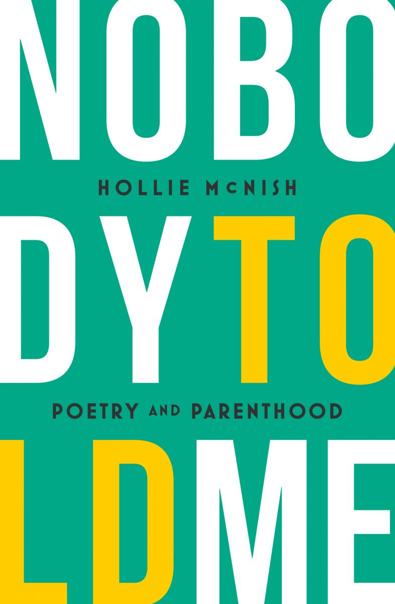 Hollie McNish Book Cover