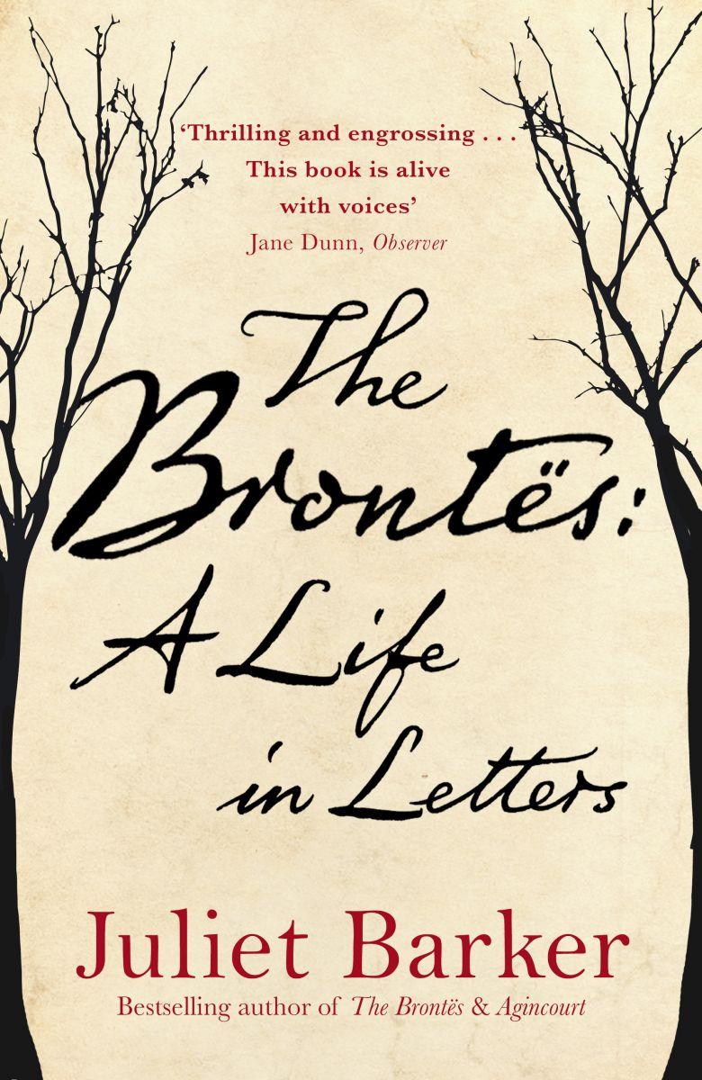 Juliet Barker Bronte book jacket