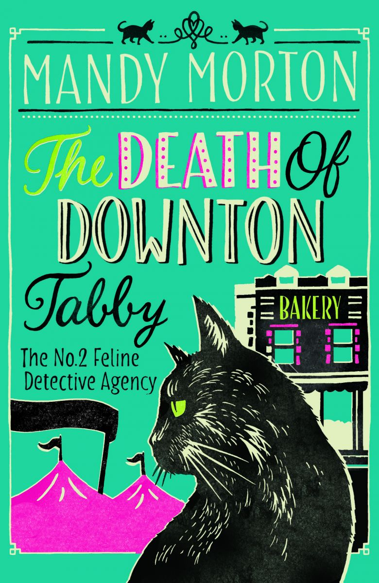 Death of Downton Tabby