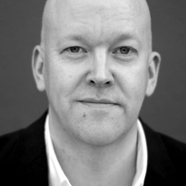 Author Richard T Kelly on this year's Festival…