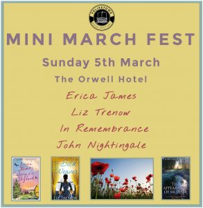 Mini March Fest tickets now on sale!