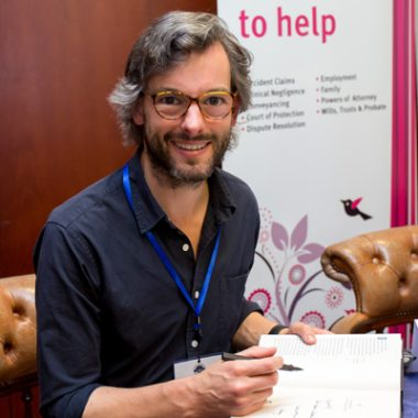 Author Henry Hemming on this year's Festival…