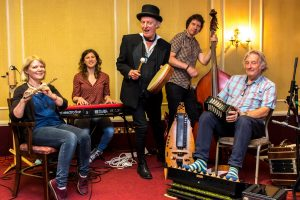 Martin Newell and the Hosepipe Band on this year's Festival…